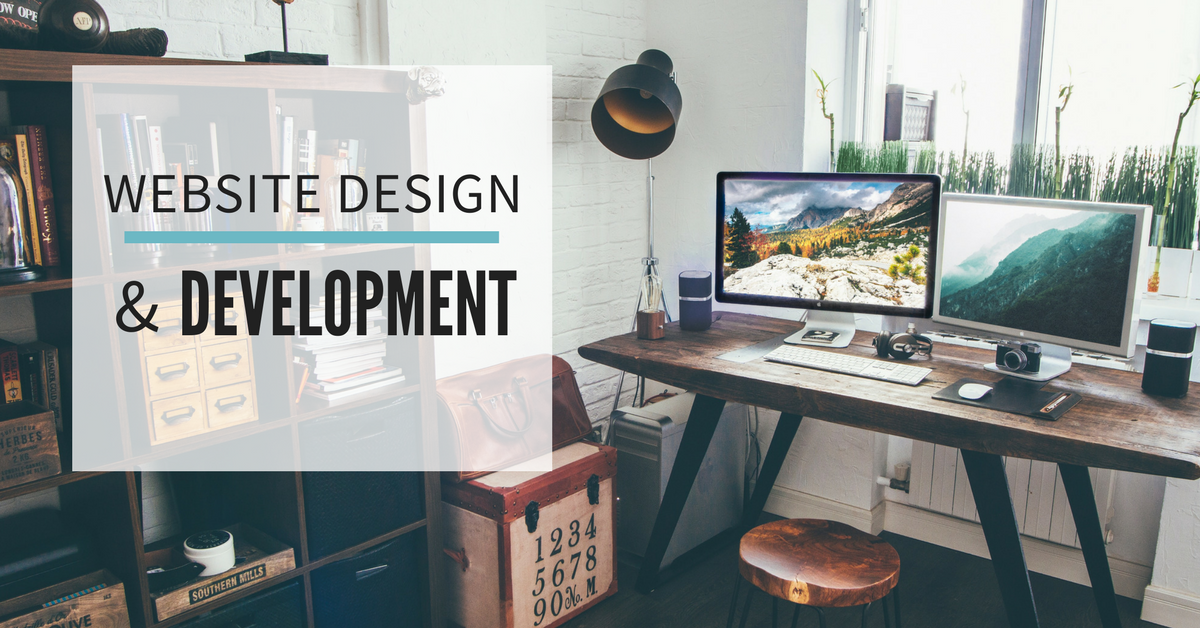Website Design Development Kansas City